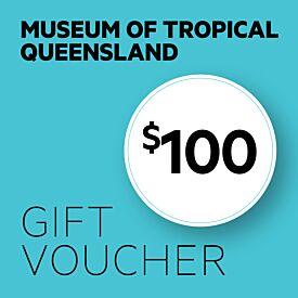 Museum of Tropical Queensland $100 Gift Voucher