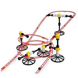 Heebie Jeebies Quercetti Skyrail Mini Rail Rollercoaster