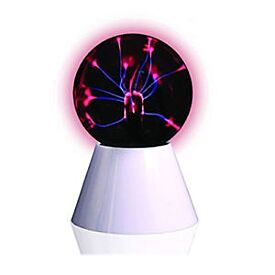 Tesla's Lamp Plasma Ball