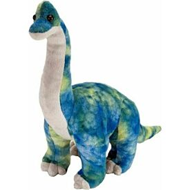 Mini Brachiosaur Plush Toy