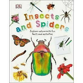 Nature Explorers: Insects And Spiders