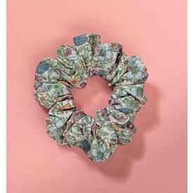 Have and to Hold Scrunchie-Liberty Rachel - White