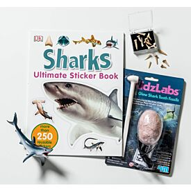 Super Sharks Sea Monsters Showbag