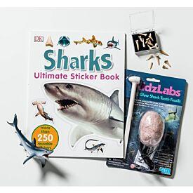 Super Sharks Sea Monsters Showbag PRE-SALE