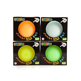 Smooshos Jumbo Glow In the Dark Ball