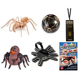 Spiders Show Bag
