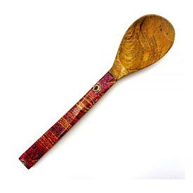 Wood Serving Spoon - Kunga Kutjara - Two Sisters