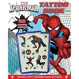 Spider-Man Tattoo Book