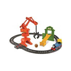 Motorised Thomas, Cassia Crane & Cargo Set