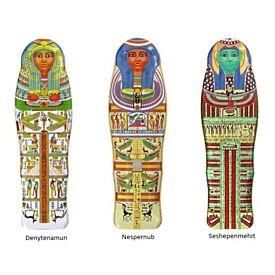 Egyptian Pencil Tin