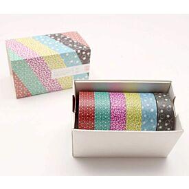 MT Kamoi Paper Washi Tape  6 Pack - Wamon 4