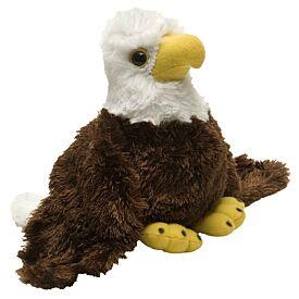 Mini Bald Eagle Plush Toy